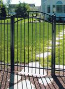 200 accent gate