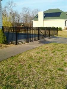 Deer Park Fence