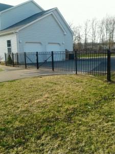 Coram Fence