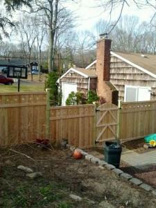 Hauppauge Fence