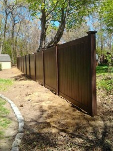 Middle Island Fence