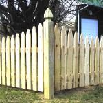 Adams Cedar Fence