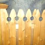 Cleveland Cedar Fence
