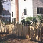 Garfield Cedar Fencing