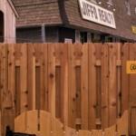 Grant Cedar Fencing