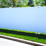 Boston PVC fence