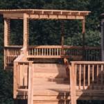 Cedar Pergolas