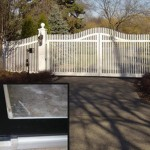 Steel Reinforced Gates