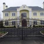 Custom Ornamental Wood Gates