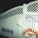 Detroit Special PVC Fence