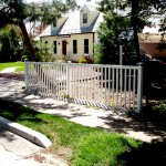 Galveston PVC Fence