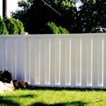Trenton PVC Fence