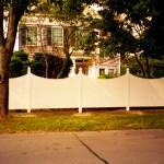 Kansas PVC Fence