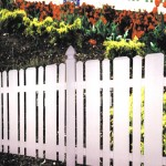 Las Vegas PVC Fence